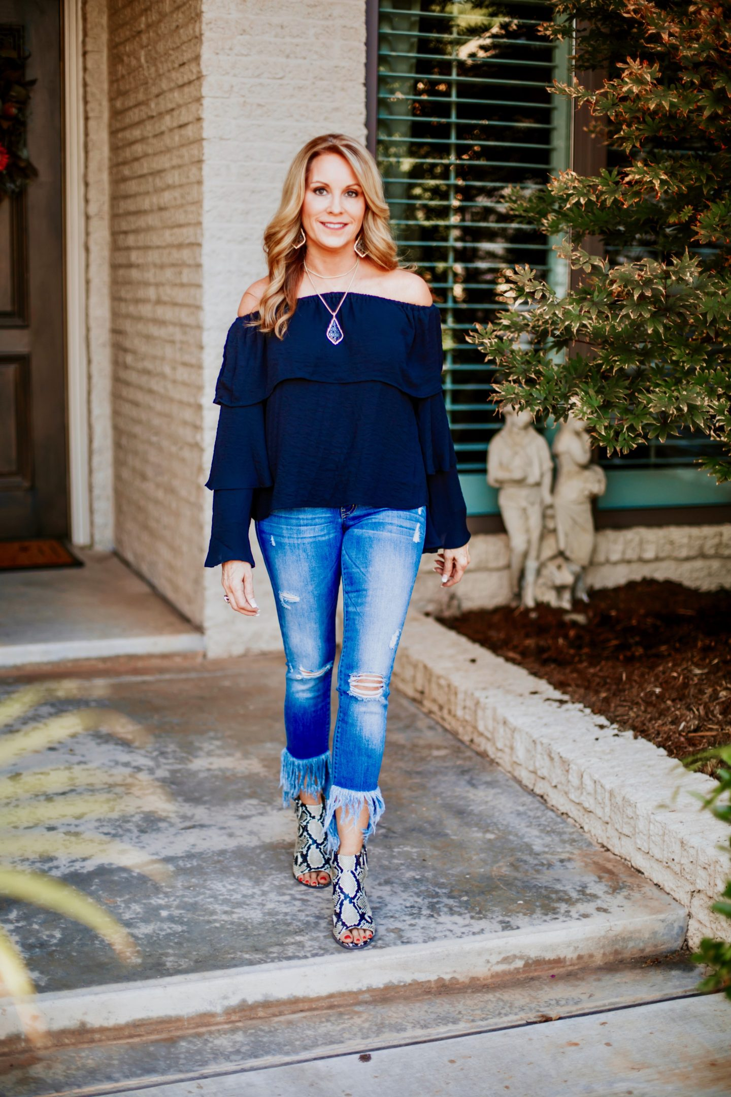 The fringe Jeans everyone asks about!!